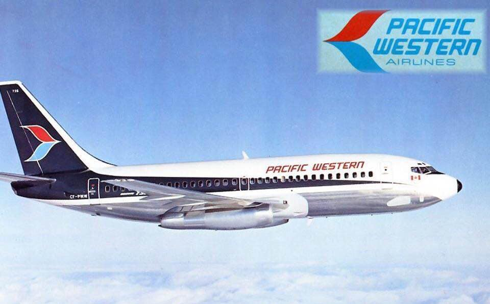 Pacific Western Airlines PWA Employee Reunion